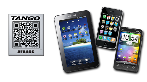 Smart Phones and QR Codes